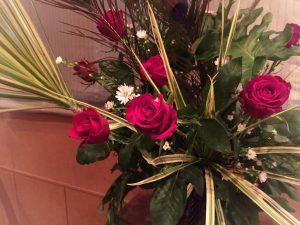 花材~薔薇
