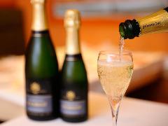 極上シャンパン アンリオ・ブリュット・スーヴェラン